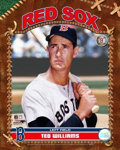 ted-williams baseball card